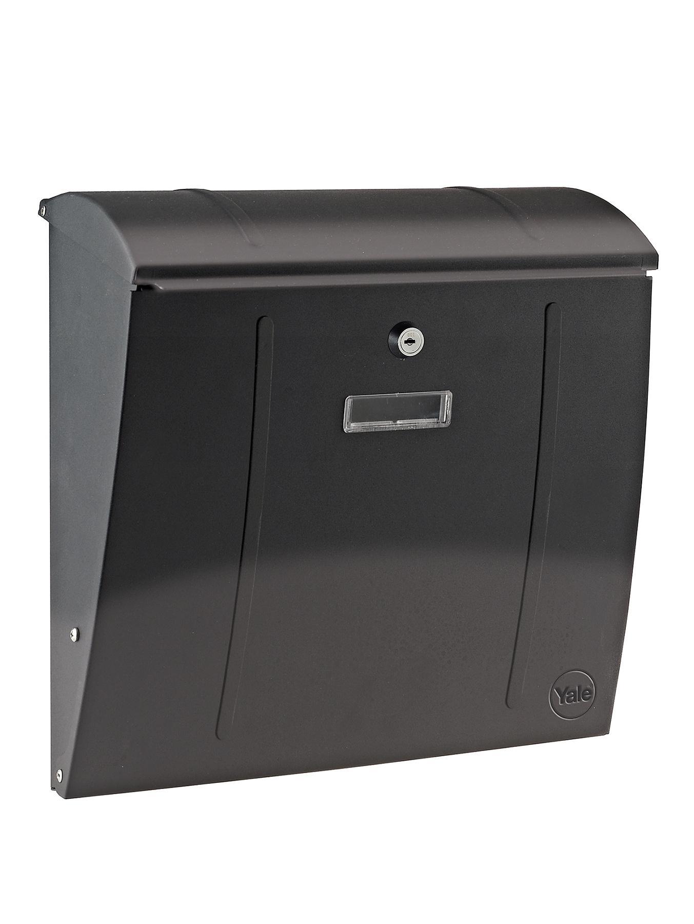 Yale Postmaster Delaware - Black