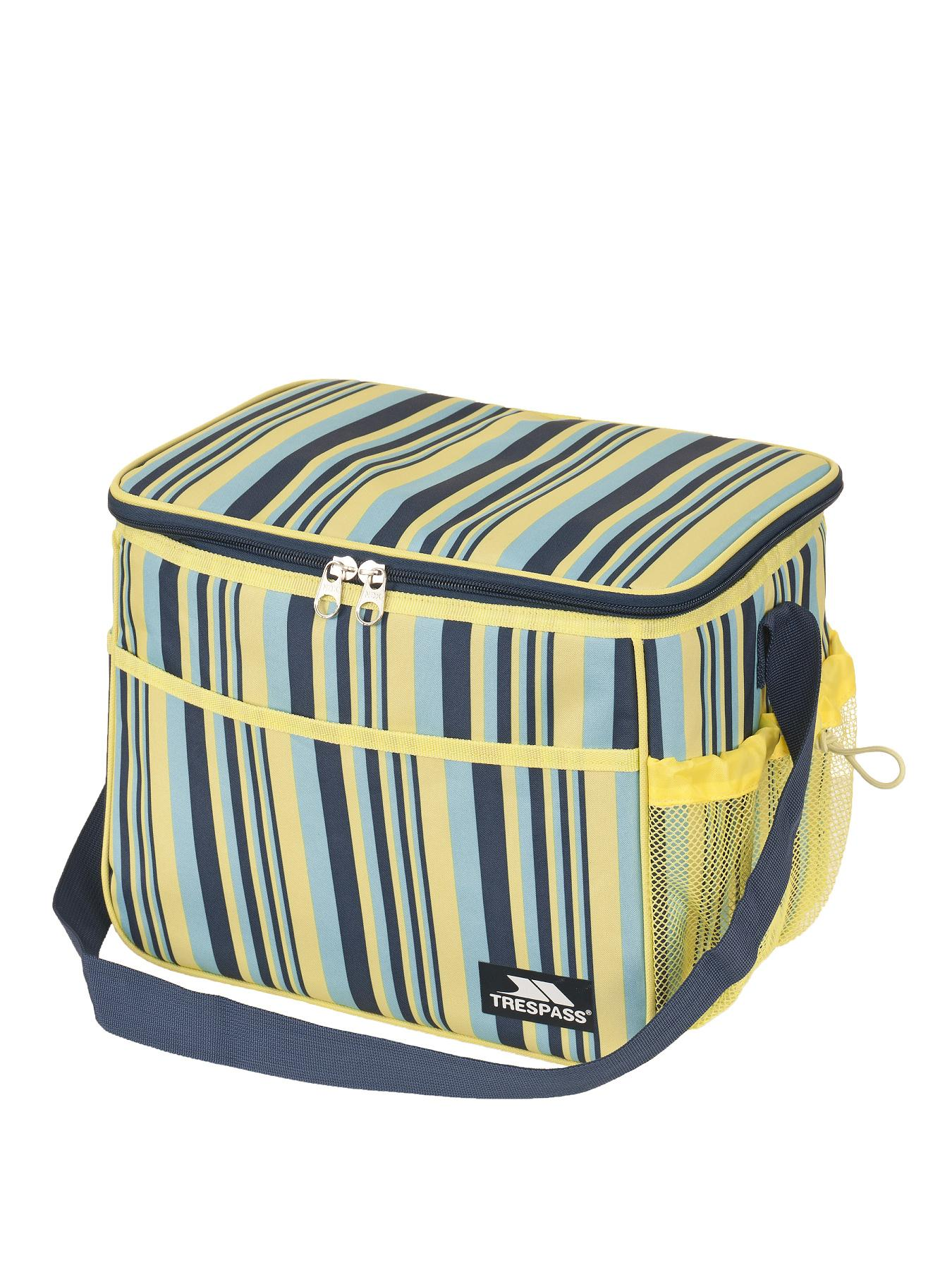 Trespass Nukool 15-Litre Striped Cool Bag