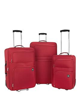 revelation-by-antler-alex-3-piece-luggage-set-red