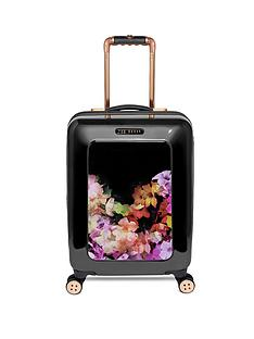 ted-baker-hard-sided-4-wheel-cascade-floral-cabin-case