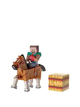 minecraft-steve-with-chestnut-horse