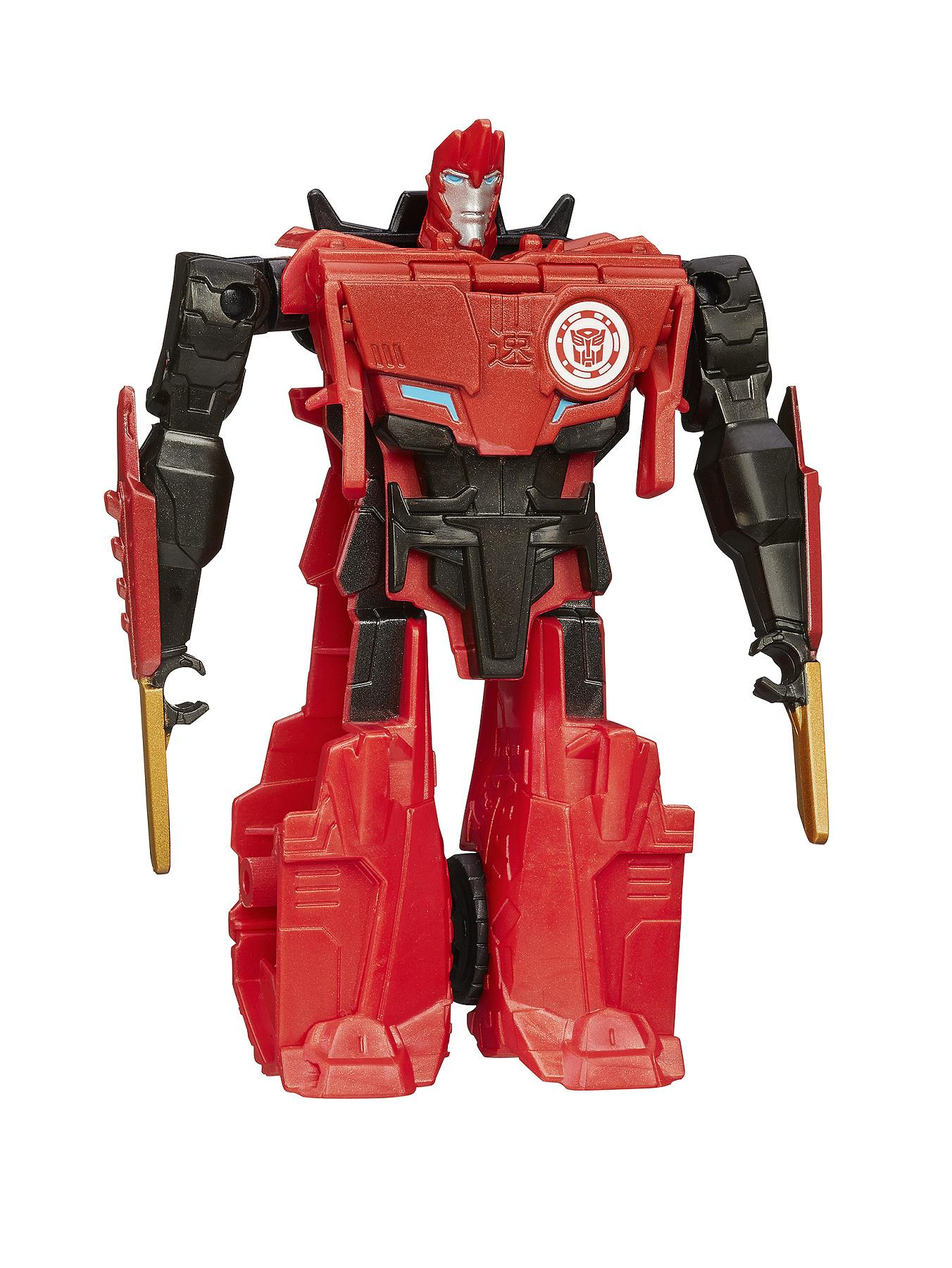 Transformers Robots in Disguise One Step Changers - Sideswipe