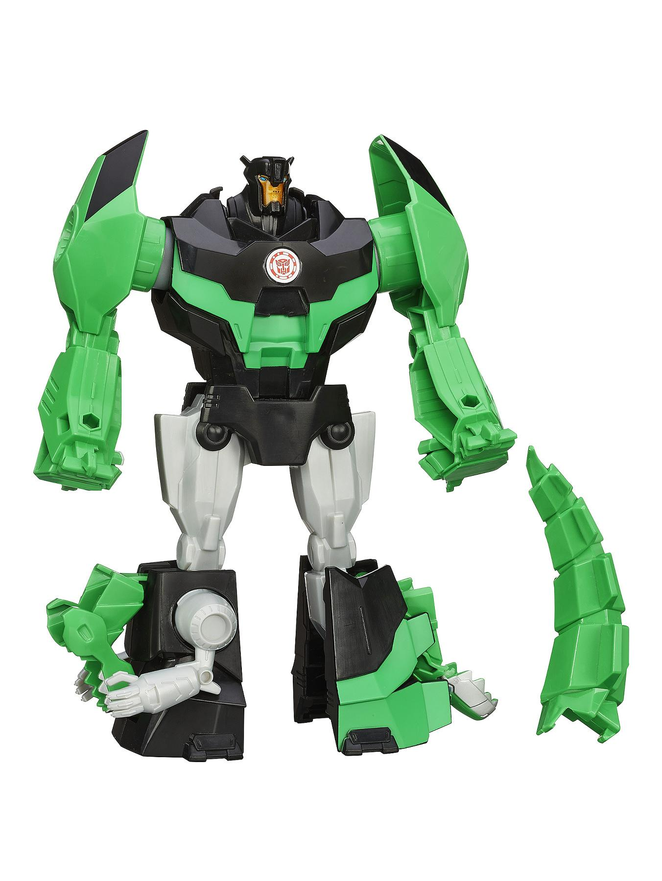 Transformers Robots in Disguise Hyper Change Heroes - Grimlock