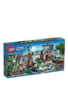 lego-city-city-swamp-police-station