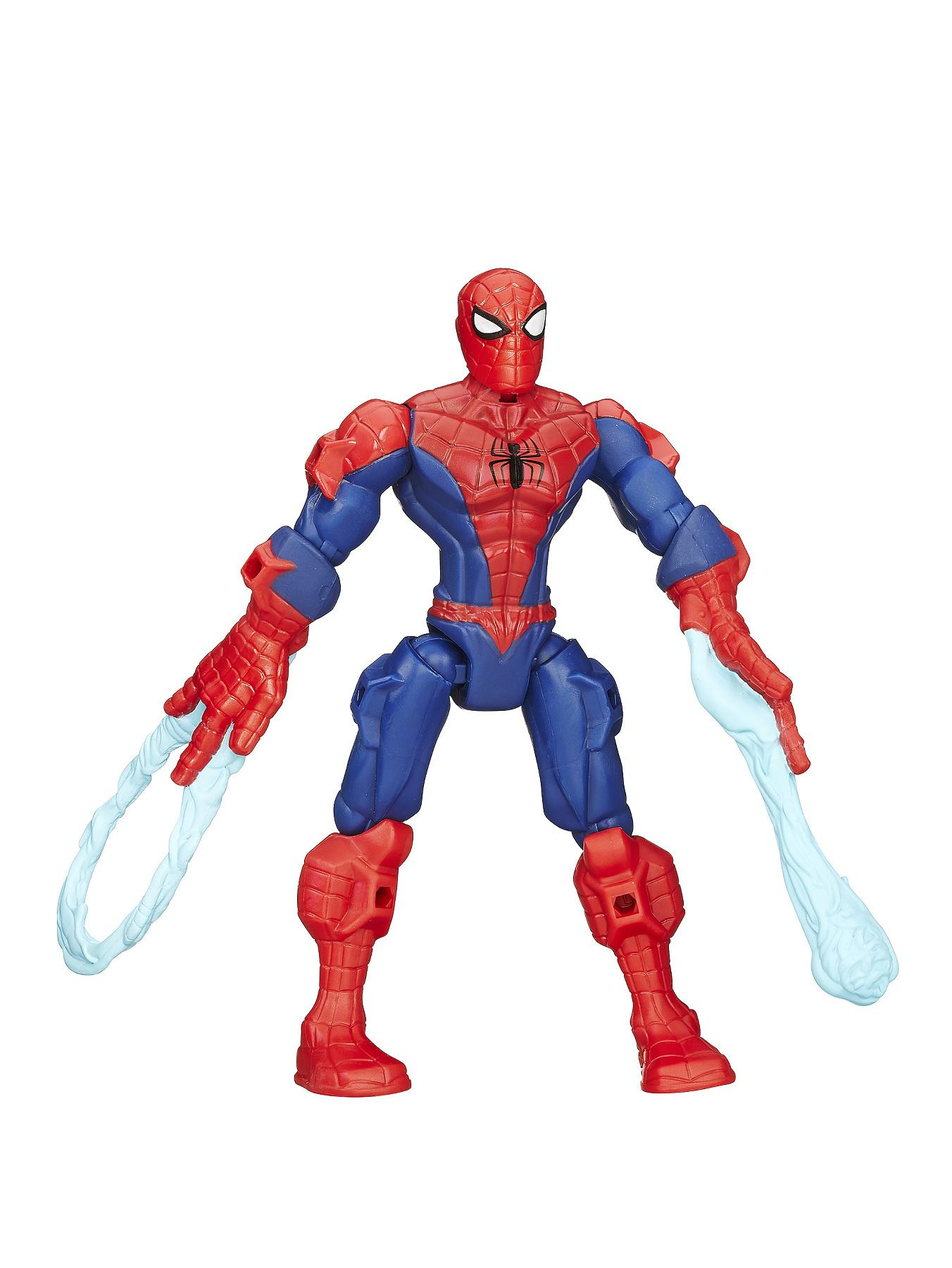 The Avengers Super Hero Mashers 6 Inch Figure - Spiderman