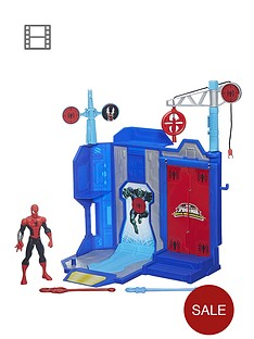 spiderman-trickshot-takedown