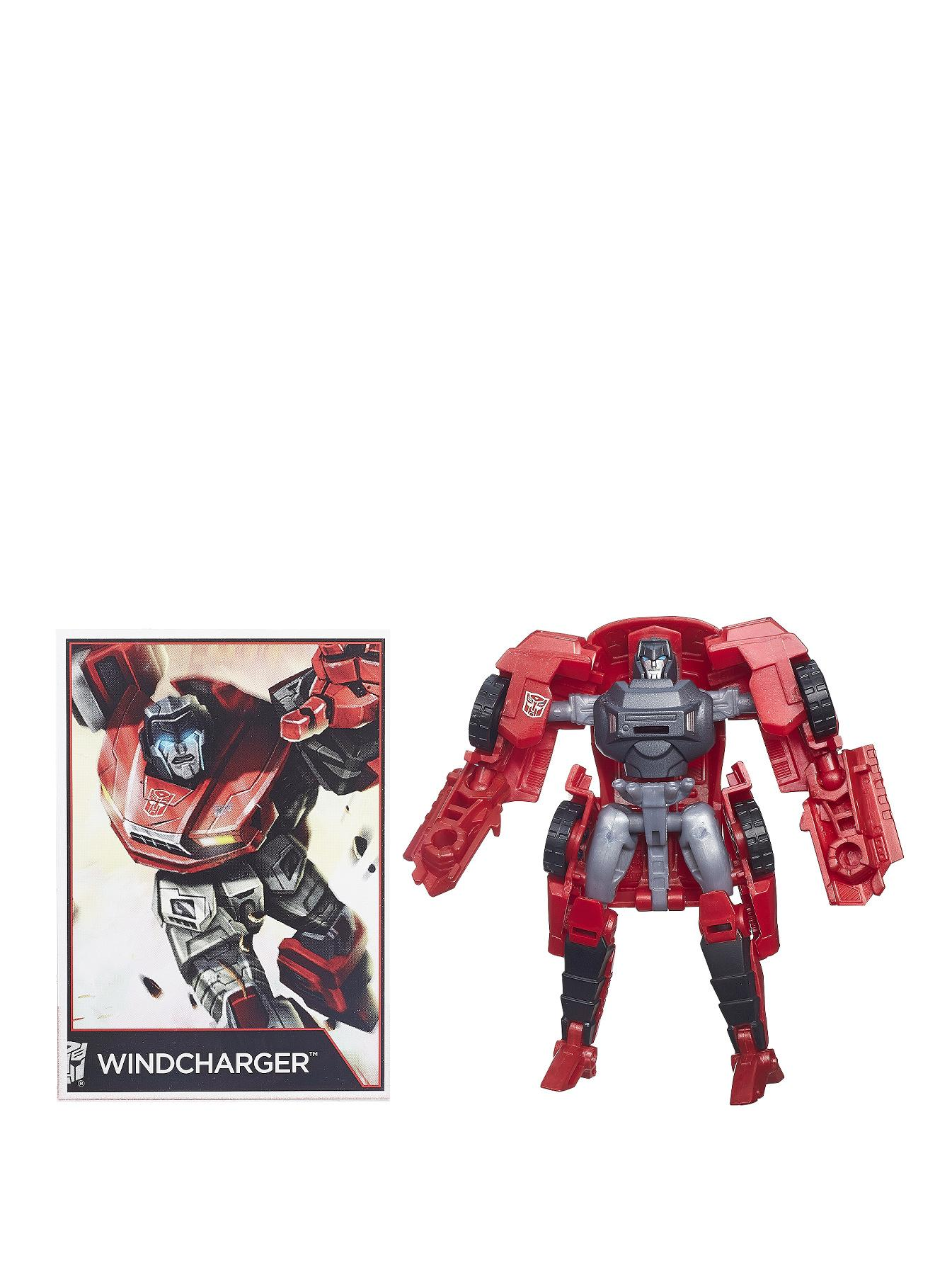 Transformers Generations Legends Class Figure - Windcharger