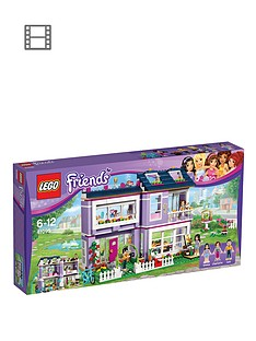 lego-friends-emmas-house-41095