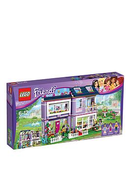 lego-friends-emmas-house-41095
