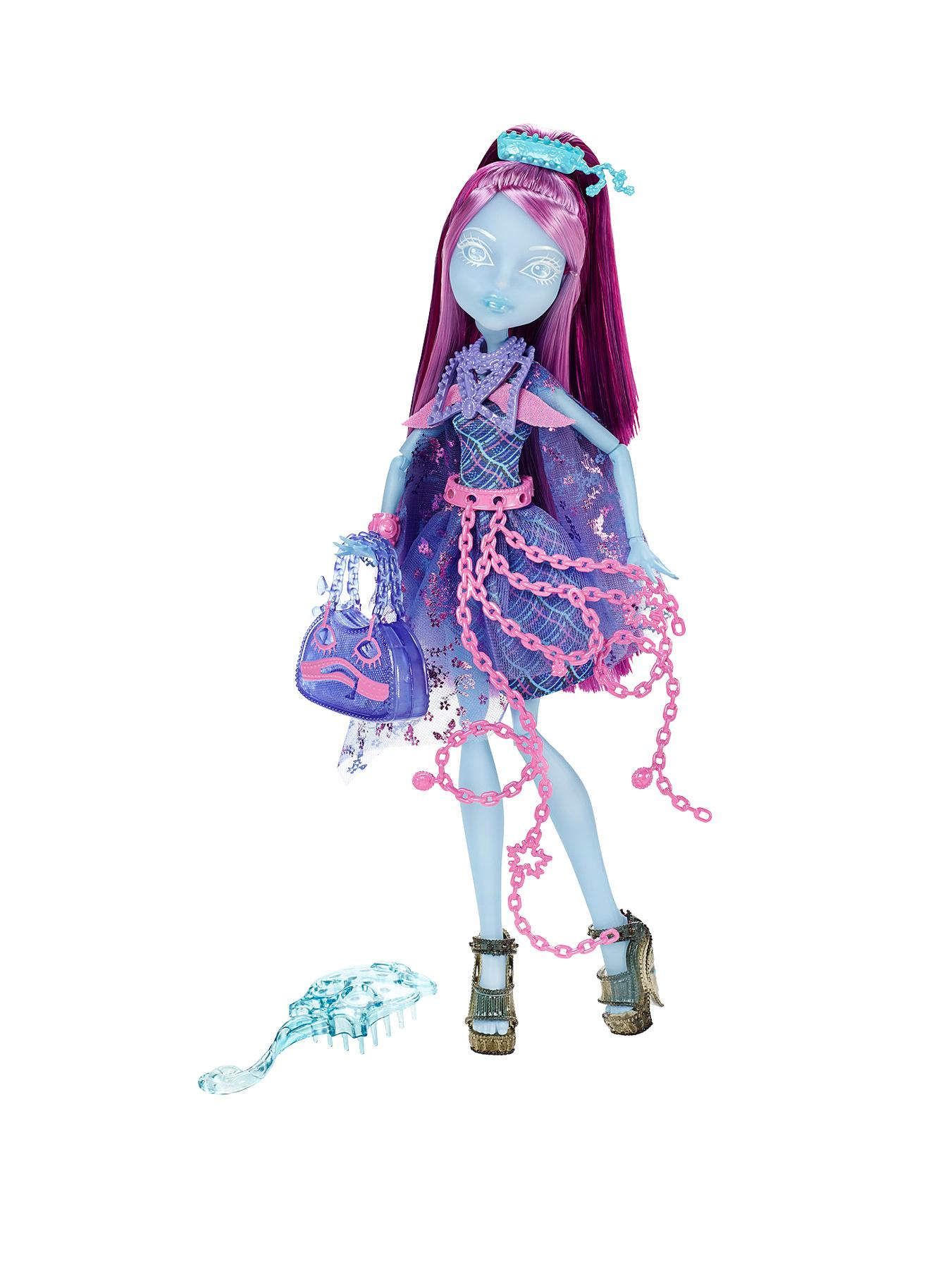 Monster High Haunted Doll - Kiyomi Haunterly