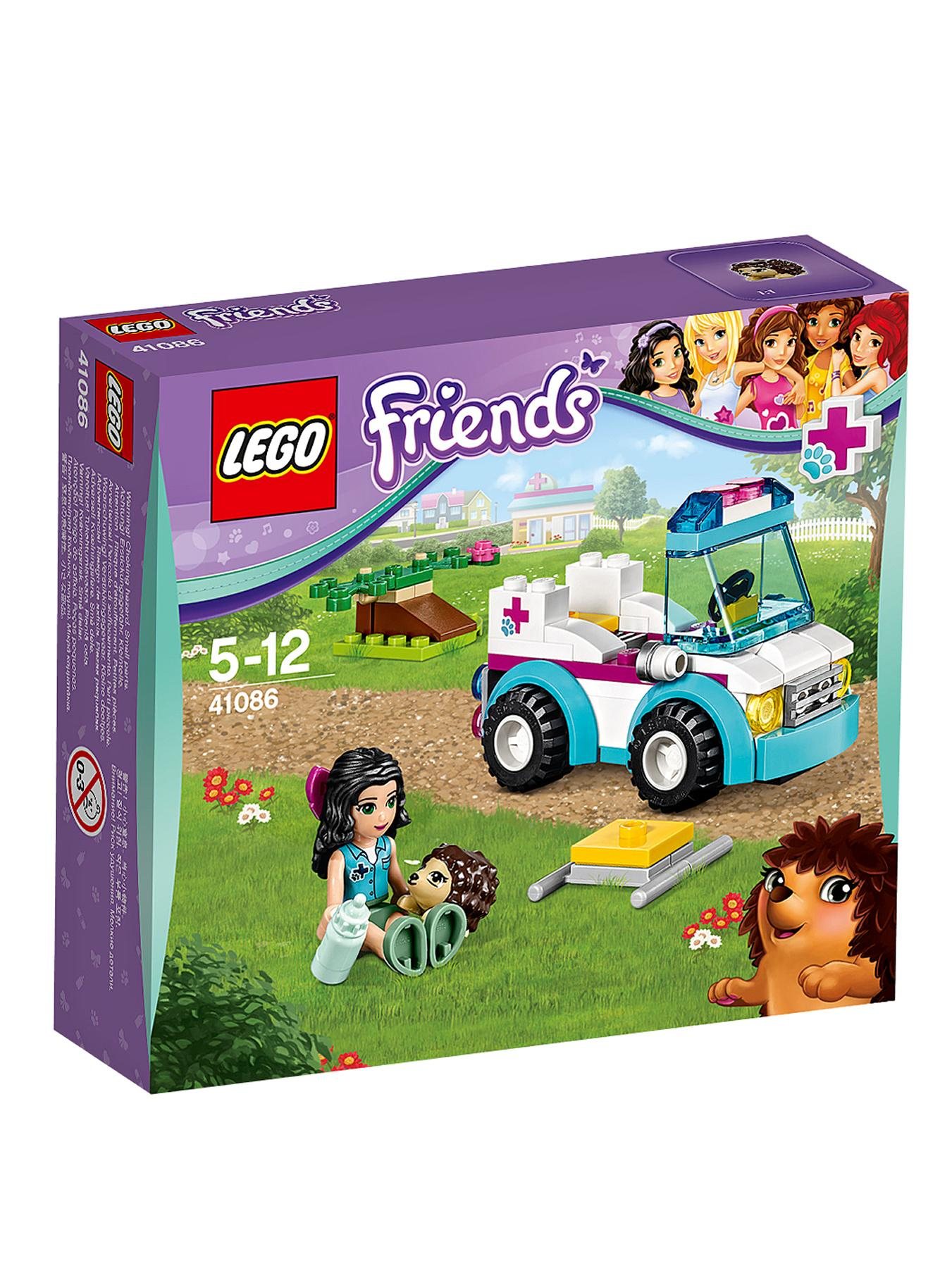 LEGO Friends Lego Friends Vet Ambulance 41086