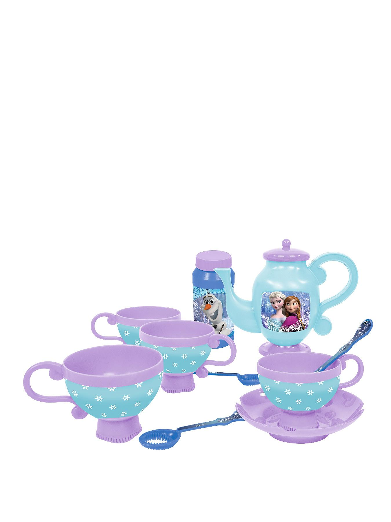 Disney Frozen Bubble Tea Set.