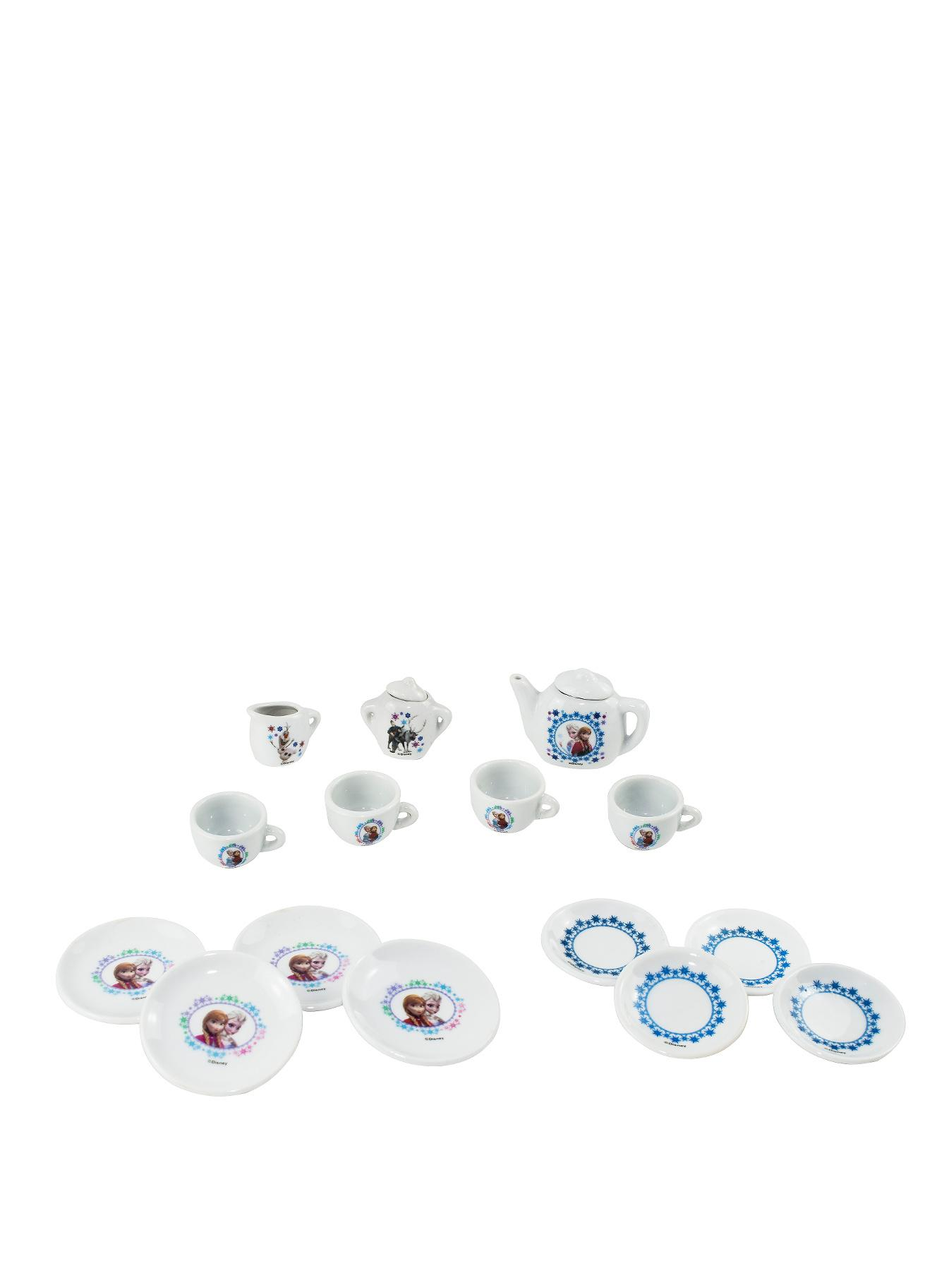 Disney Frozen 17 Piece Tea Set