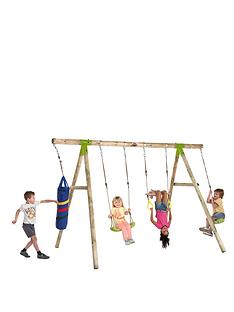 plum-capuchin-wooden-garden-swing-set