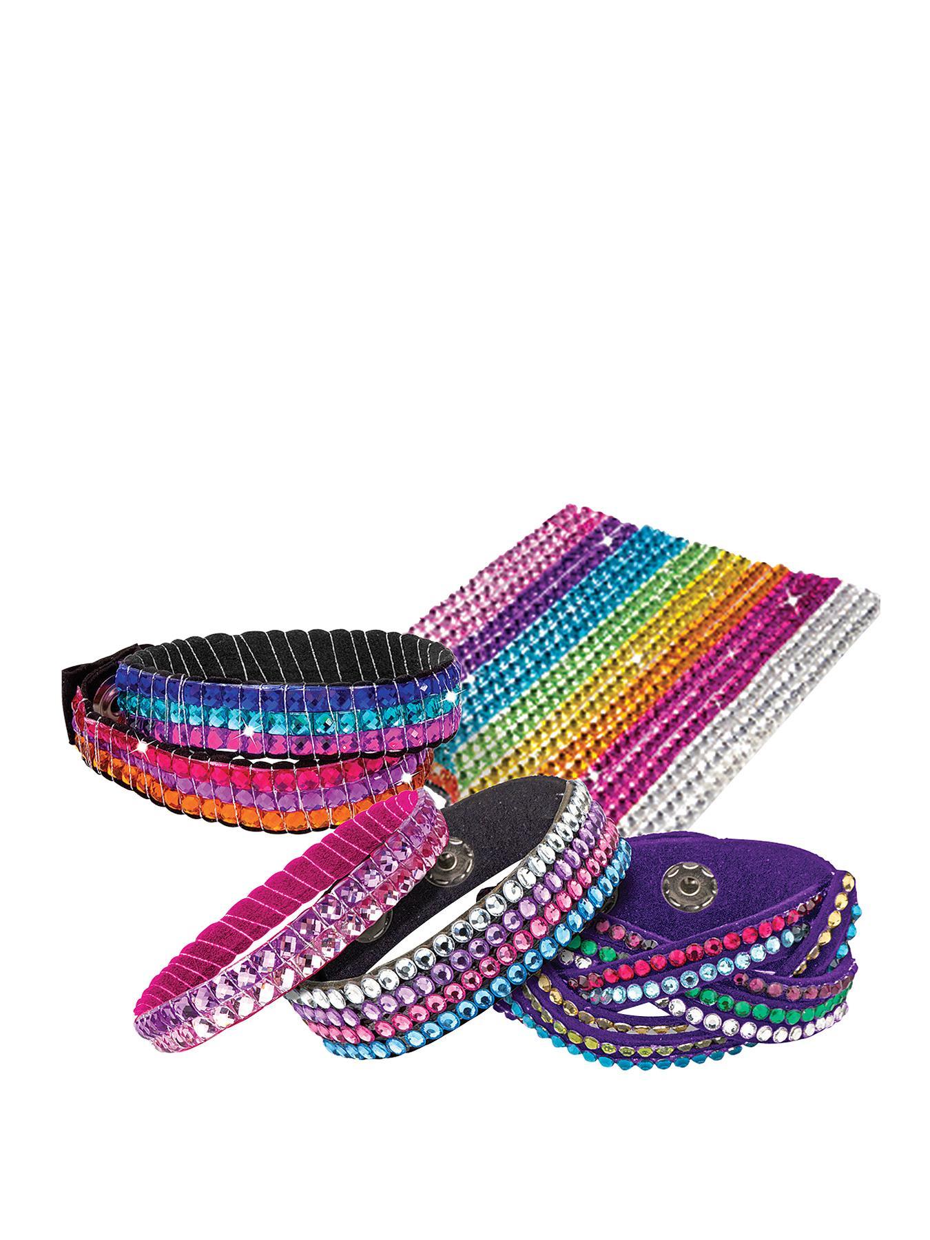 Crystal Craze Cuff Bracelets