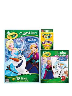crayola-disney-frozen-art-set