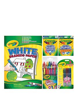 crayola-deluxe-stationery-bundle