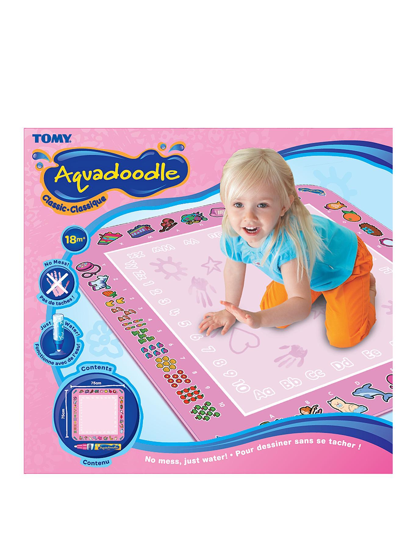 Aquadoodle Classic Pink Aquadoodle Mat