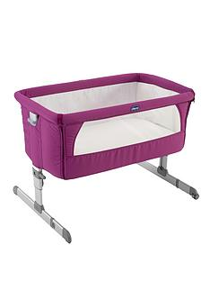 chicco-next-2-me-crib-fuchsia