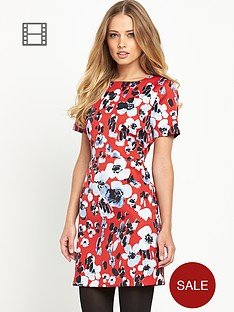 definitions-printed-a-line-satin-dress