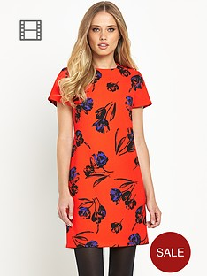 definitions-printed-60s-shift-dress