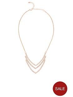 lipsy-row-necklace