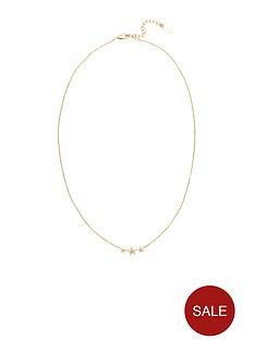 orelia-triple-star-necklace