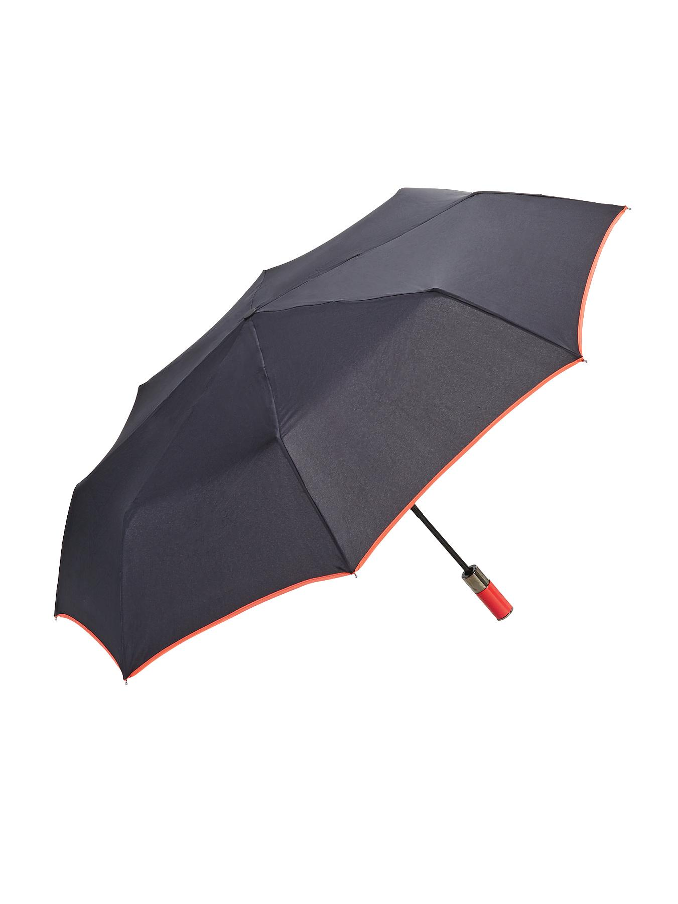 Hunter Core Manual Umbrella - Black, Black