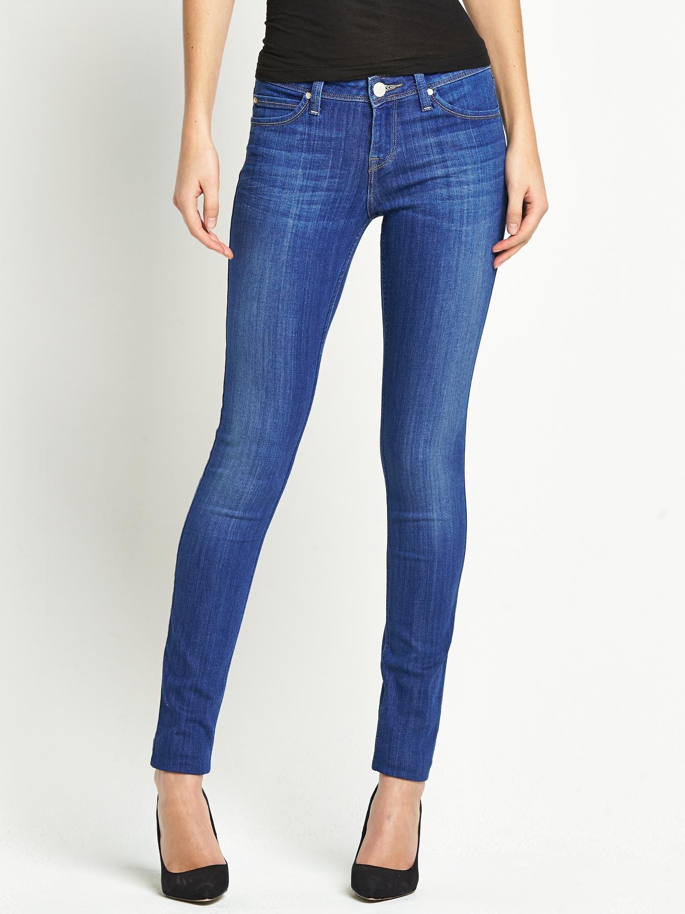 Lee Toxey Super Skinny Jeans - Indigo, Indigo