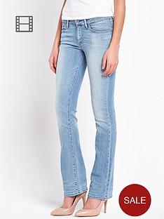 levis-bootcut-five-pocket-jeans