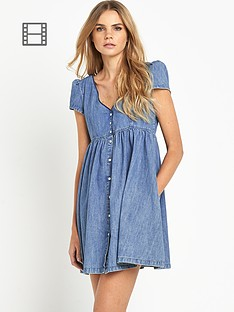 denim-supply-ralph-lauren-button-through-dress
