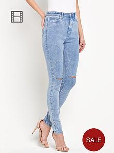 south-slash-knee-high-waisted-tube-jeans