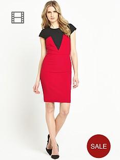 south-colour-block-pencil-dress
