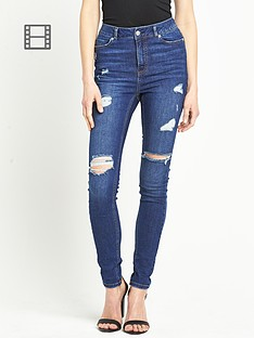 south-petite-high-waisted-distressed-skinny-jeans