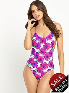 motel-floral-print-swimsuit