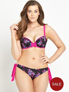 curvy-kate-moonflower-padded-plunge-bikini-top