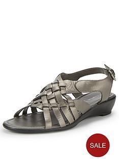 foot-cushion-pamela-lattice-woven-wedge-sandals
