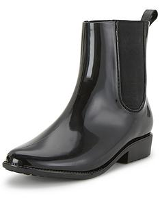 shoe-box-ankle-wellington-boots-black