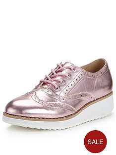 fearne-cotton-theodora-lace-up-metallic-brogues