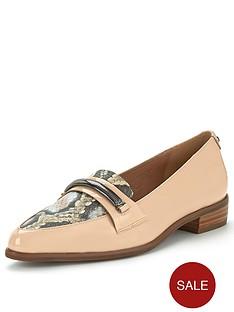 moda-in-pelle-ellie-snake-flat-loafers