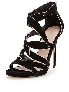 carvela-geneva-caged-sandals