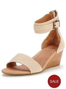 ugg-australia-char-mar-suede-wedge-sandals