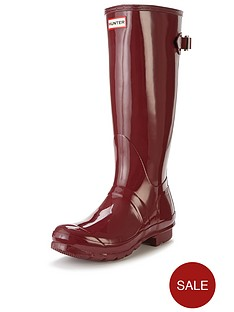 hunter-back-adjustable-gloss-welly