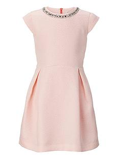 french-connection-girls-neck-detail-dress