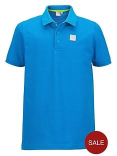 bench-logo-collar-polo-shirt