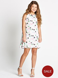 french-connection-spot-dress