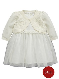 ladybird-baby-girls-tulle-dress-and-crochet-cardigan-set