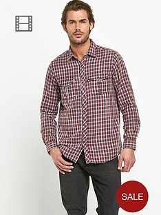 joe-browns-mens-grunge-check-shirt