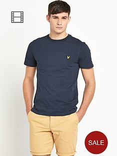 lyle-scott-mens-classic-crew-neck-t-shirt-navy