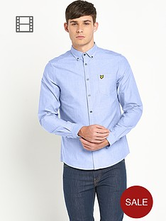 lyle-scott-mens-long-sleeve-oxford-shirt